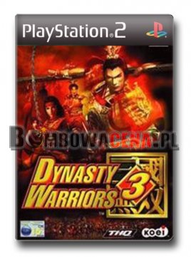 Dynasty Warriors 3 [PS2]