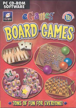 Egames Board Games [PC] unikat