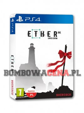 Ether One [PS4] PL, Steelbook
