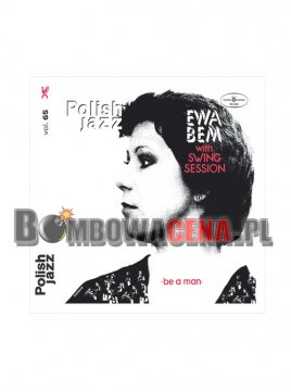Ewa Bem With Swing Session ‎– Be A Man