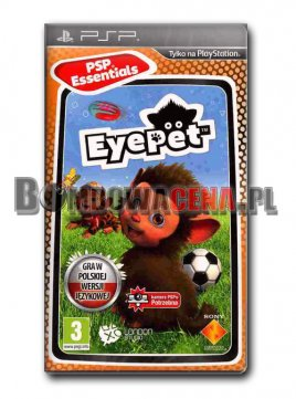 EyePet [PSP] PL, Essentials