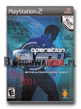 EyeToy: Operation Spy [PS2] NTSC USA