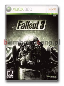 Fallout 3 [XBOX 360][XBOX ONE] PL