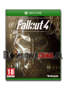 Fallout 4 [XBOX ONE] PL