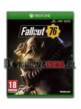 Fallout 76 [XBOX ONE] PL, NOWA