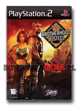 Fallout: Brotherhood of Steel [PS2]