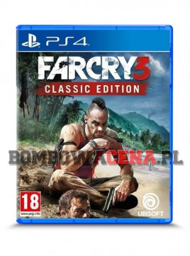 Far Cry 3: Classic Edition [PS4] PL