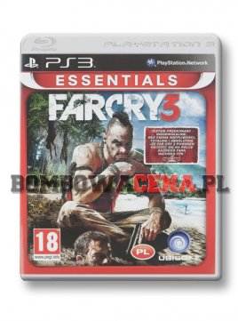 Far Cry 3 [PS3] Essentials