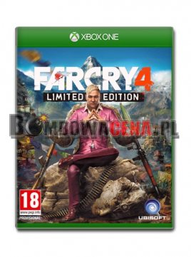 Far Cry 4 [XBOX ONE] PL