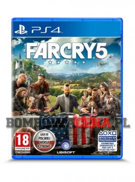 Far Cry 5 [PS4] PL