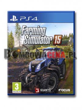 Farming Simulator 15 [PS4] PL