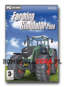 Farming Simulator 2009 [PC] PL, unikat