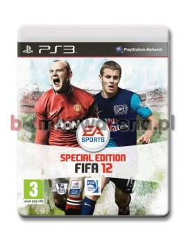 FIFA 12 [PS3] PL, Special Edition