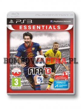 FIFA 13 [PS3] PL, Essentials