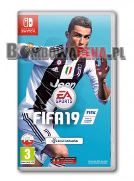 FIFA 19 [Switch] PL