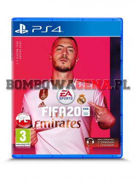 FIFA 20 [PS4] PL, NOWA
