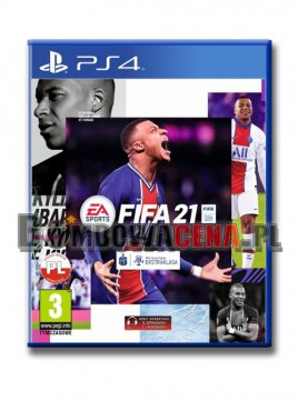 FIFA 21 [PS4] PL, NOWA