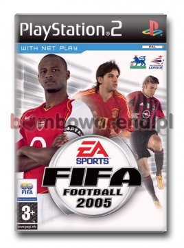 FIFA Football 2005 [PS2] (błąd)