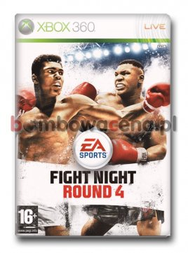 Fight Night Round 4 [XBOX 360]