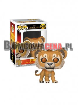 Figurka Pop! : Disney The Lion King - Simba