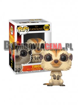 Figurka Pop! : Disney The Lion King - Timon [549]