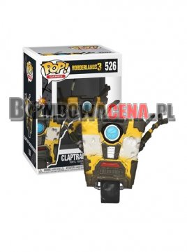 Figurka Pop! (Games) : Borderlands 3 - Claptrap (distressed) [526]