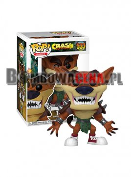 Figurka Pop! (Games) : Crash Bandicoot - Tiny Tiger  [533]