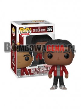 Figurka Pop! (Games)- Marvel Spider-Man Gamerverse - Miles Morales [397]