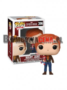 Figurka Pop! (Games)- Marvel Spider-Man Gamerverse - Mary Jane [396]