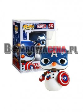 Figurka Pop! : Marvel Cap Snowman