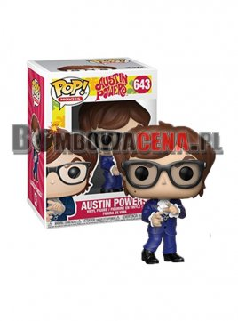 "Figurka Pop! (Movies) : ""Austin Powers"" - Austin Powers [643]"
