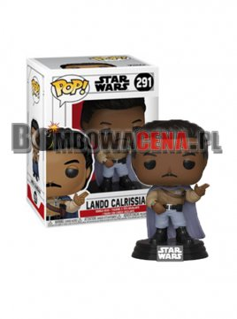 Figurka Pop! : Star Wars- Lando Calrissian [291]