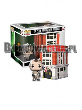 Figury Pop! Town: Ghost Busters - Peter Venkman House [03]