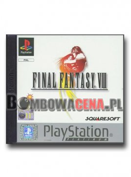 Final Fantasy VIII [PSX] Platinum