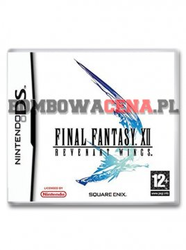 Final Fantasy XII: Revenant Wings [DS]
