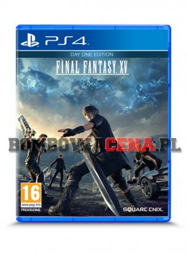 Final Fantasy XV [PS4] Day One Edition