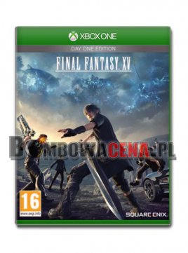 Final Fantasy XV [XBOX ONE] Day One Edition