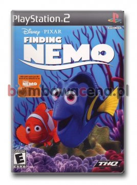 Finding Nemo [PS2] NTSC USA
