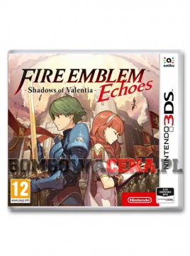 Fire Emblem Echoes: Shadows of Valentia [3DS] NOWA