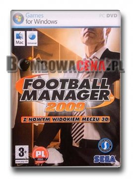 Football Manager 2009 [PC] PL