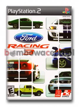 Ford Racing 3 [PS2] NTSC USA
