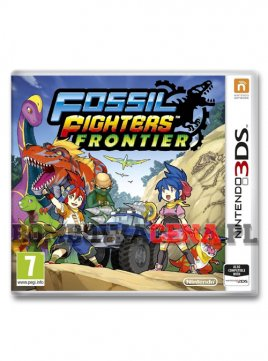 Fossil Fighters Frontier [3DS] NOWA