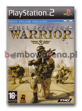 Full Spectrum Warrior [PS2]
