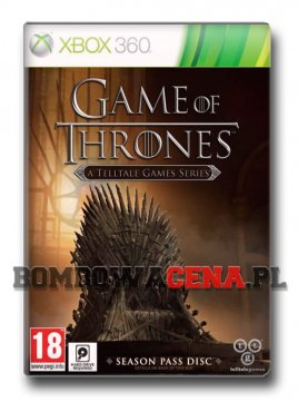 Game of Thrones: A Telltale Games Series - Season One [XBOX 360]