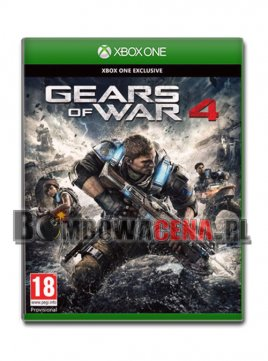 Gears of War 4 [XBOX ONE] PL
