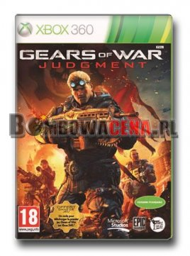 Gears of War: Judgment [XBOX 360][XBOX ONE]