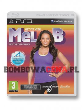 Get Fit with Mel B [PS3]