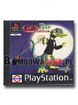 GEX 3D: Enter the Gecko [PSX]
