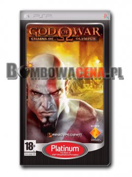 God of War: Chains of Olympus [PSP] Platinum
