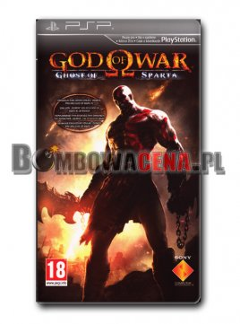 God of War: Duch Sparty [PSP]